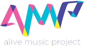 Alive Music Project Logo