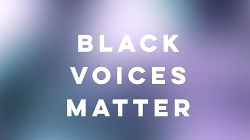 Black voices matter