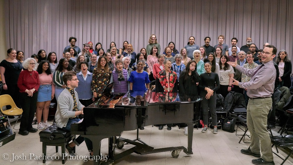 Hunter College Choir
