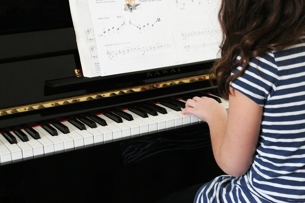 Piano - Community Outreach Committee