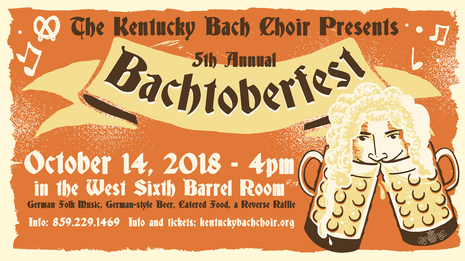 Kentucky Bach Choir Bactoberfest