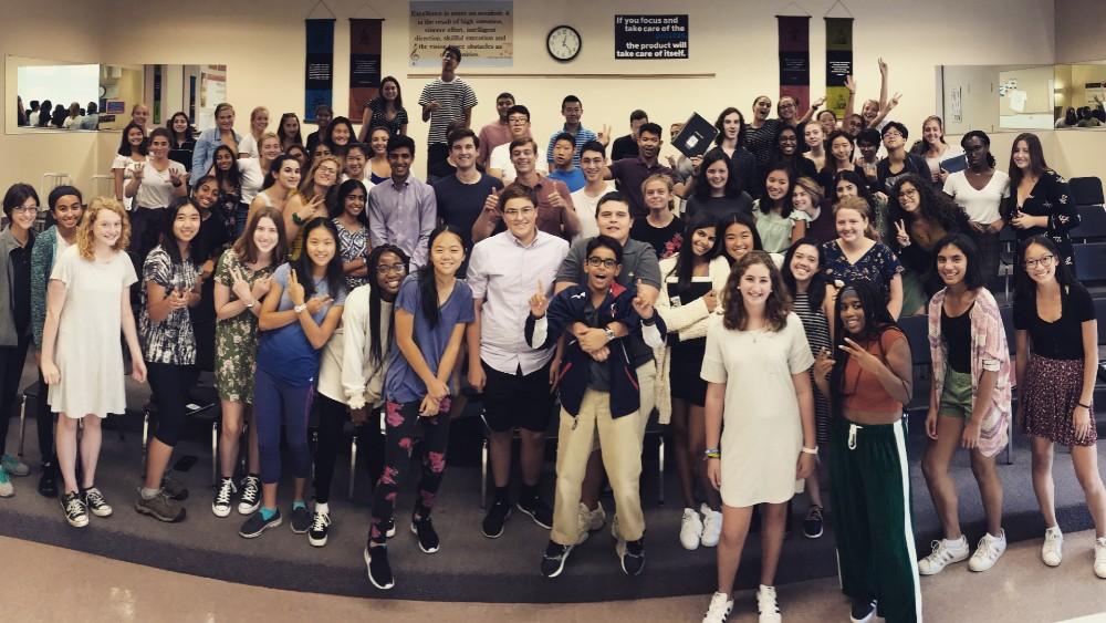 Newark Academy Concert Choir
