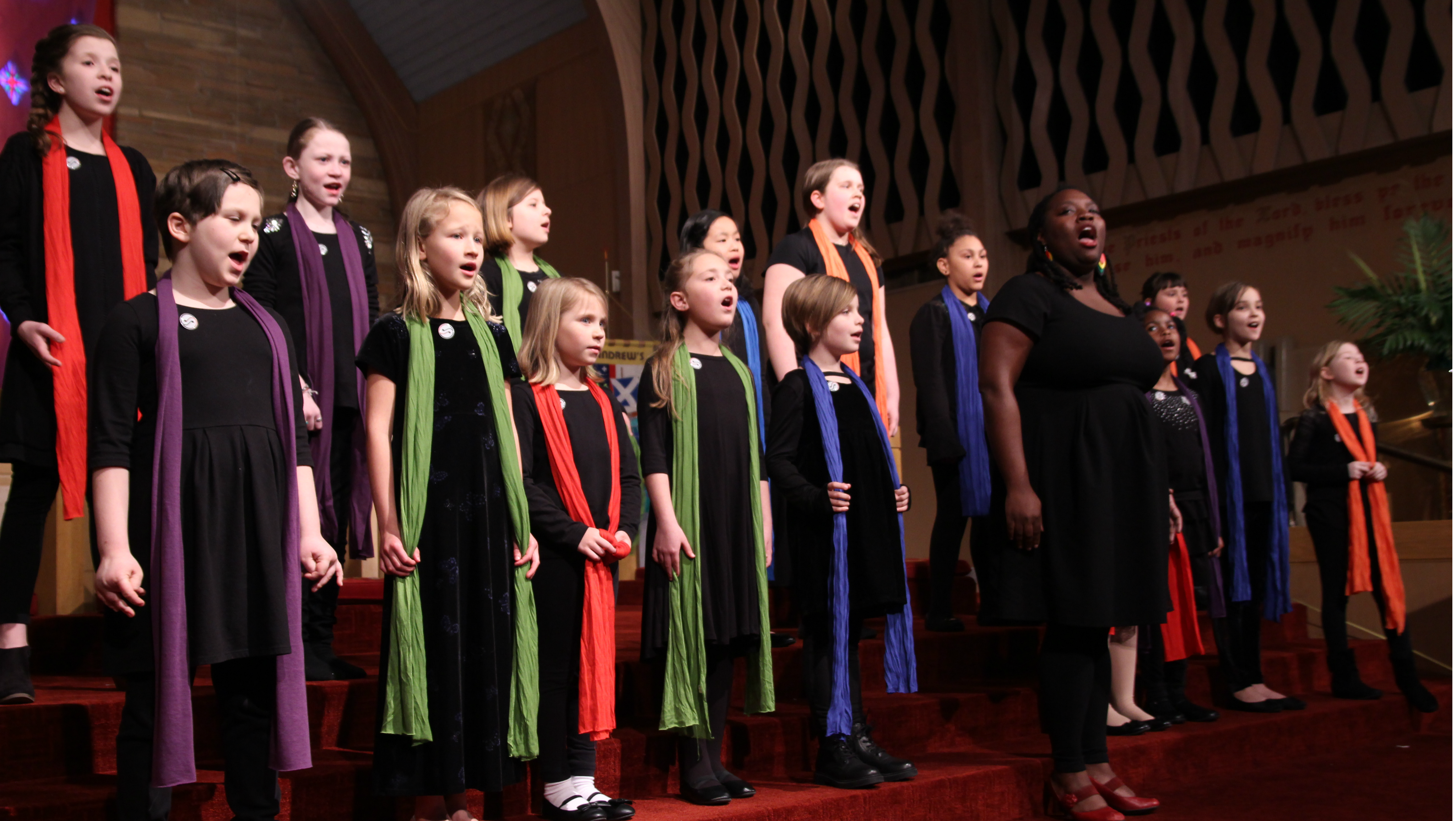 Omaha Childrens Choir 4
