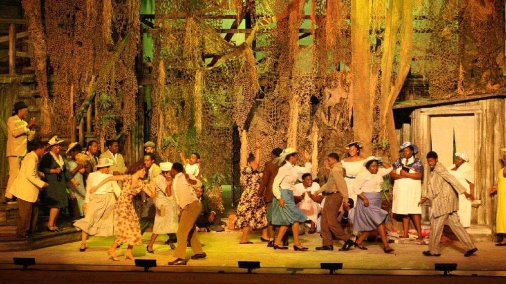 Porgy and Bess Production
