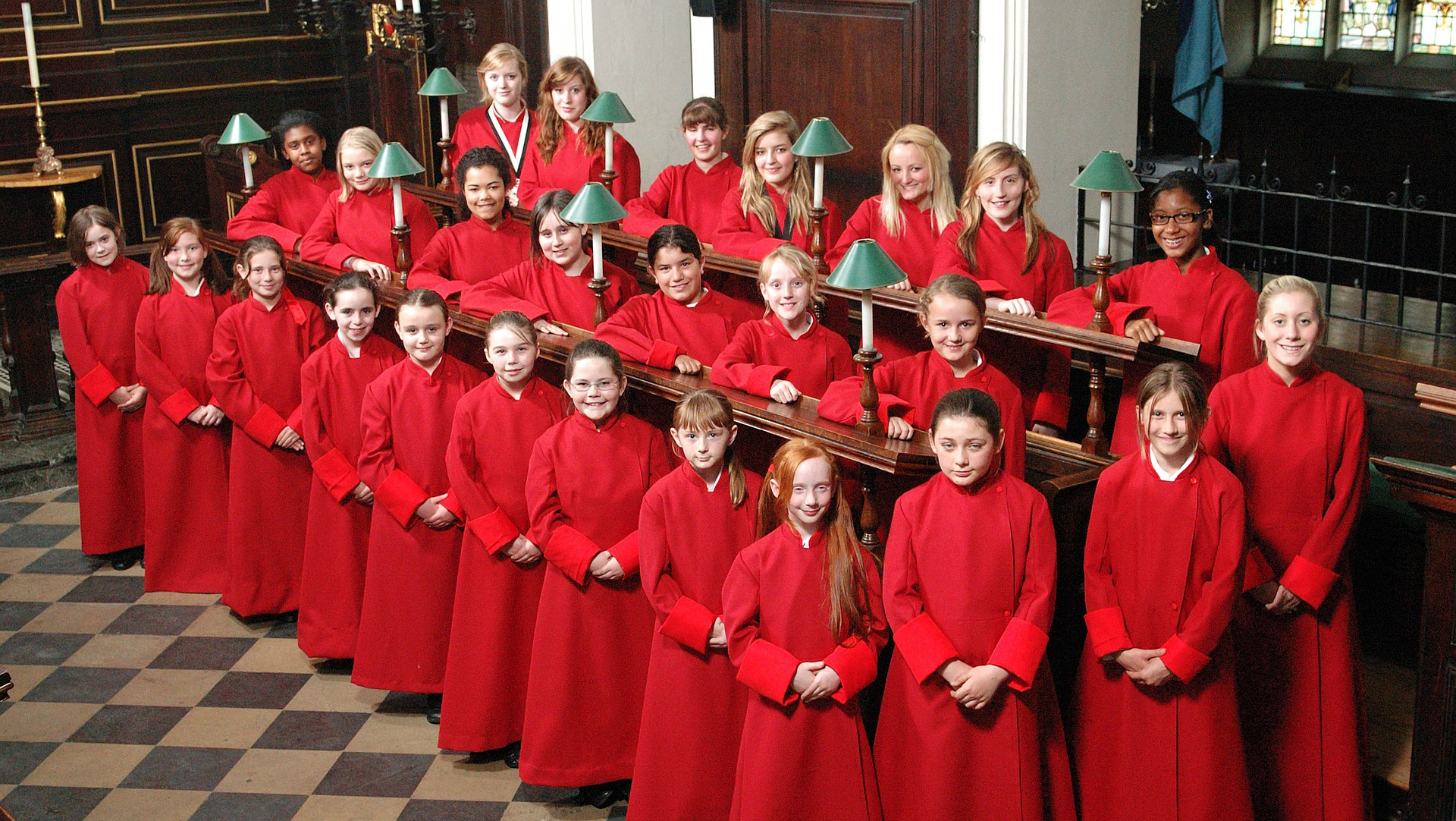 chorus connection for children's choirs