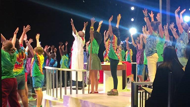 mary ashton childrens choir