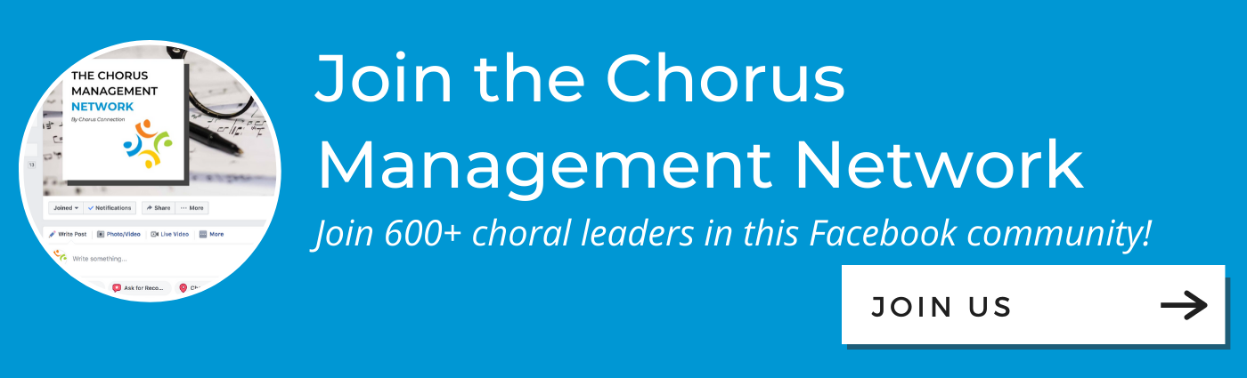 The Chorus Management Network