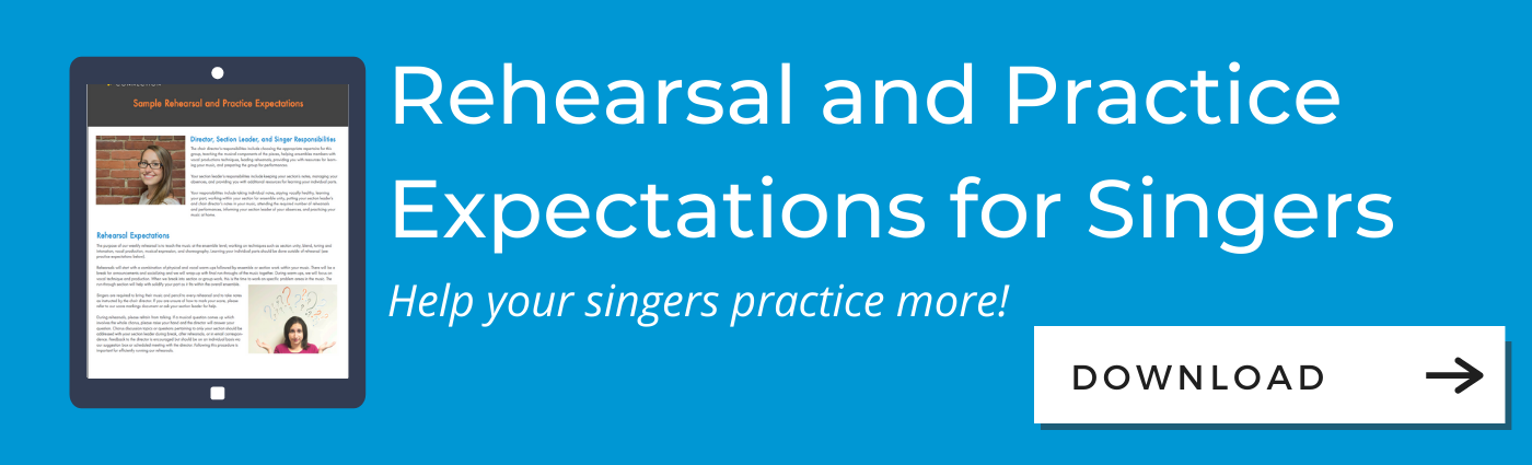 Rehearsal and Practice Expectations Download Button
