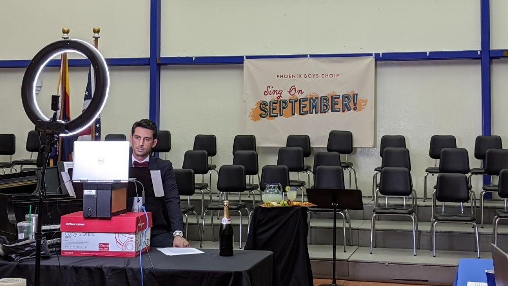 Phoenix Boys Choir Hosts Sing On September Event