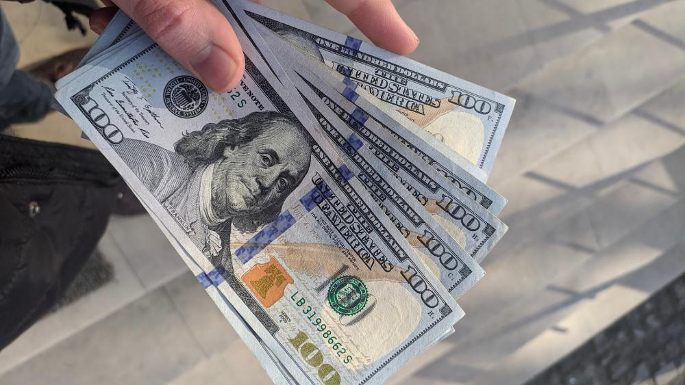 loaning money